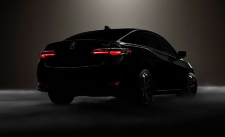 """Substantially New"" 2016 Acura ILX to Bow in L.A., Doesn't Appear Substantially Different"