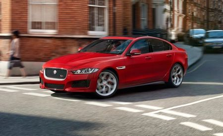 U.S.-Spec Jaguar XE to Offer Manual, Diesel, AWD, Four- and Six-Cylinder Engines
