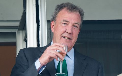 Jeremy Clarkson and Top Gear Crew Flee Argentina Over Number-Plate Fracas