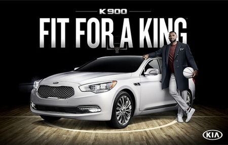 "NBA Superstar LeBron James Buys a Kia, Officially Becomes ""Luxury Brand Ambassador"""