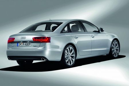 Audi Kills A6 Hybrid Because Nobody Bought It