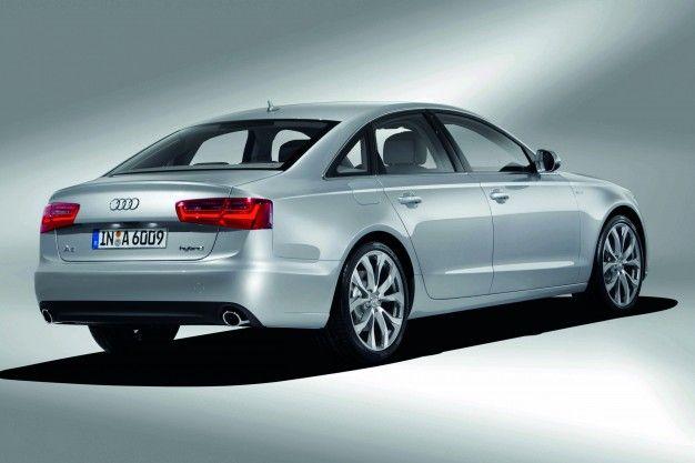 Audi Kills A6 Hybrid Because Nobody Bought It