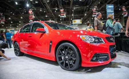 You Gotta Know When to Holden: SEMA-Bound Chevrolet SS Sport Concept Plays Up Aussie Heritage