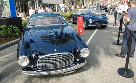 Ferrari 60th Anniversary Party: Celebrating 0 to 60 in America with 60 Classic Cars [Photo Gallery]