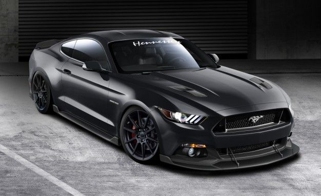 717-hp Hennessey HPE700 Mustang Is Out for Hellcat Blood