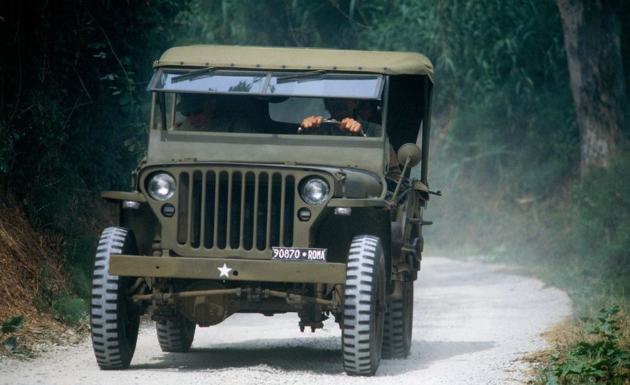 Wheeled Valor: The 16 Most Heroic Cars of All Time - Slide 17