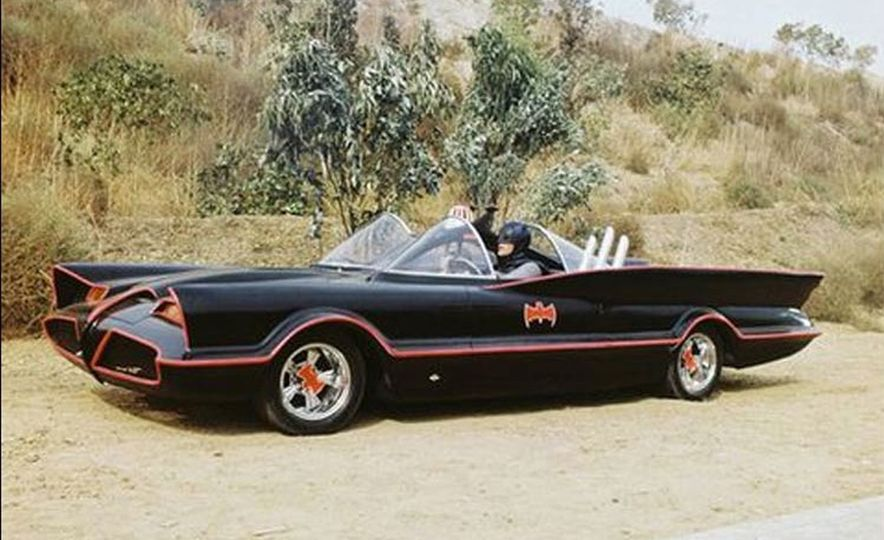 Wheeled Valor: The 16 Most Heroic Cars of All Time - Slide 10