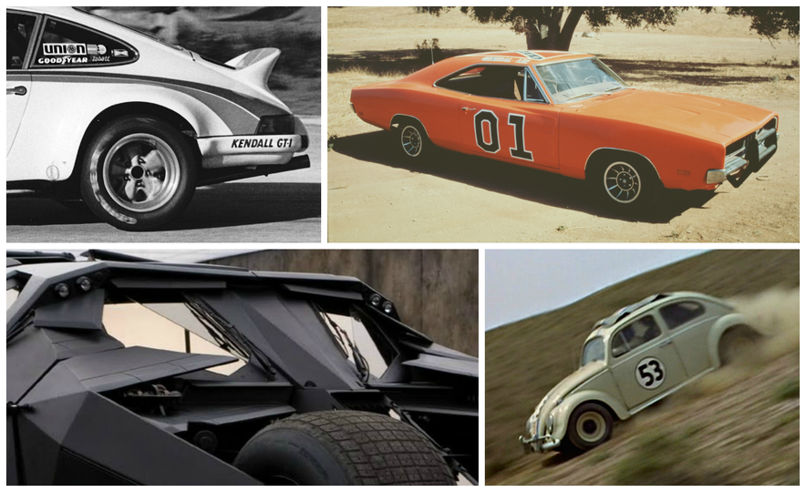 Wheeled Valor: The 16 Most Heroic Cars of All Time - Slide 1
