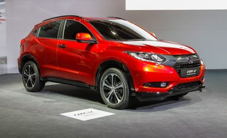 2015 Honda HR-V Powertrain Details Revealed for Europe, Preview U.S. Version