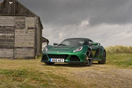 Lotus Exige Gets Automatic-Transmission Option for People Who Love Sports Cars But Not Driving Them