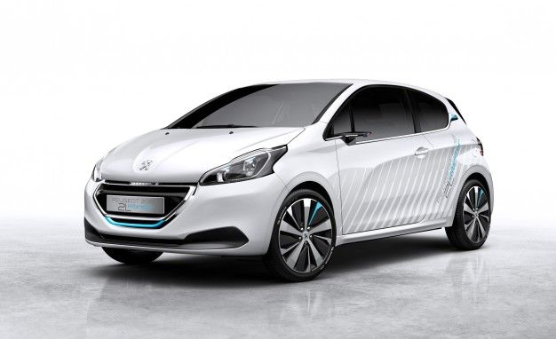 Peugeot Debuts 141-mpg 208 Hybrid Concept, 308 GT in Paris – News ...