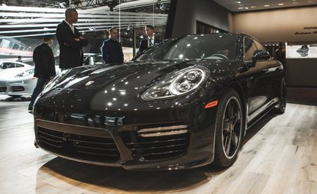 Porsche Panamera Exclusive Series Packs 570-hp in a Hyper-Long, Hyper-Expensive Package