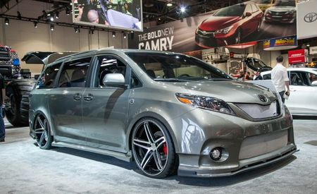 Presenting the Hyper-Flared, DUB-ed Out Toyota Yaris and Sienna You've, Uh, Been Waiting For?
