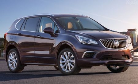 Envision Quest: New Buick Envision Crossover May Arrive in U.S. Next Year