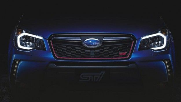 STI Lite: New Subaru Forester tS Is an STI in All But Engine