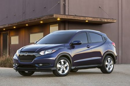 All-New Honda HR-V Crossover Makes Its North American Photo Debut