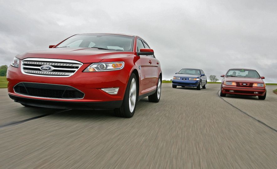 SHO 'Nuff: A Visual History of Ford's Iconic Taurus SHO Supersedan - Slide 16