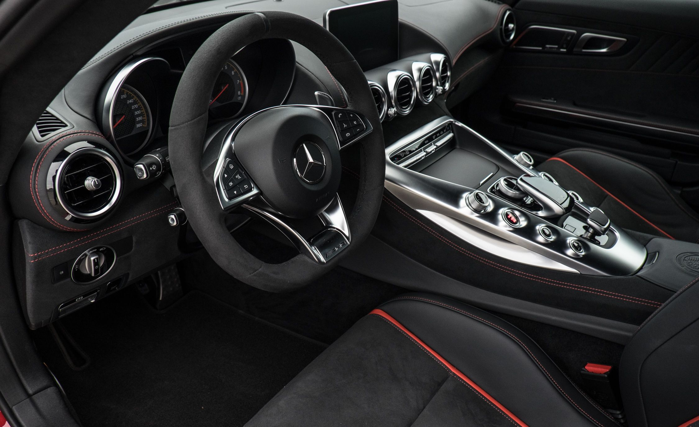 15 Rad Things You Need To Know About The Mercedes AMG GT S   Slide