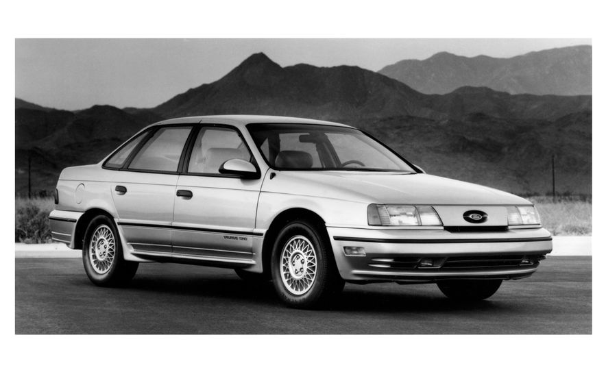 SHO 'Nuff: A Visual History of Ford's Iconic Taurus SHO Supersedan - Slide 2