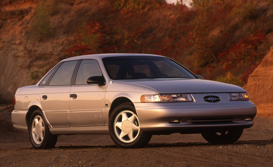 SHO 'Nuff: A Visual History of Ford's Iconic Taurus SHO Supersedan - Slide 9