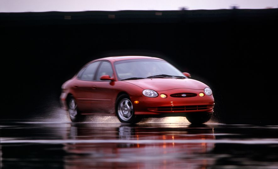 SHO 'Nuff: A Visual History of Ford's Iconic Taurus SHO Supersedan - Slide 13