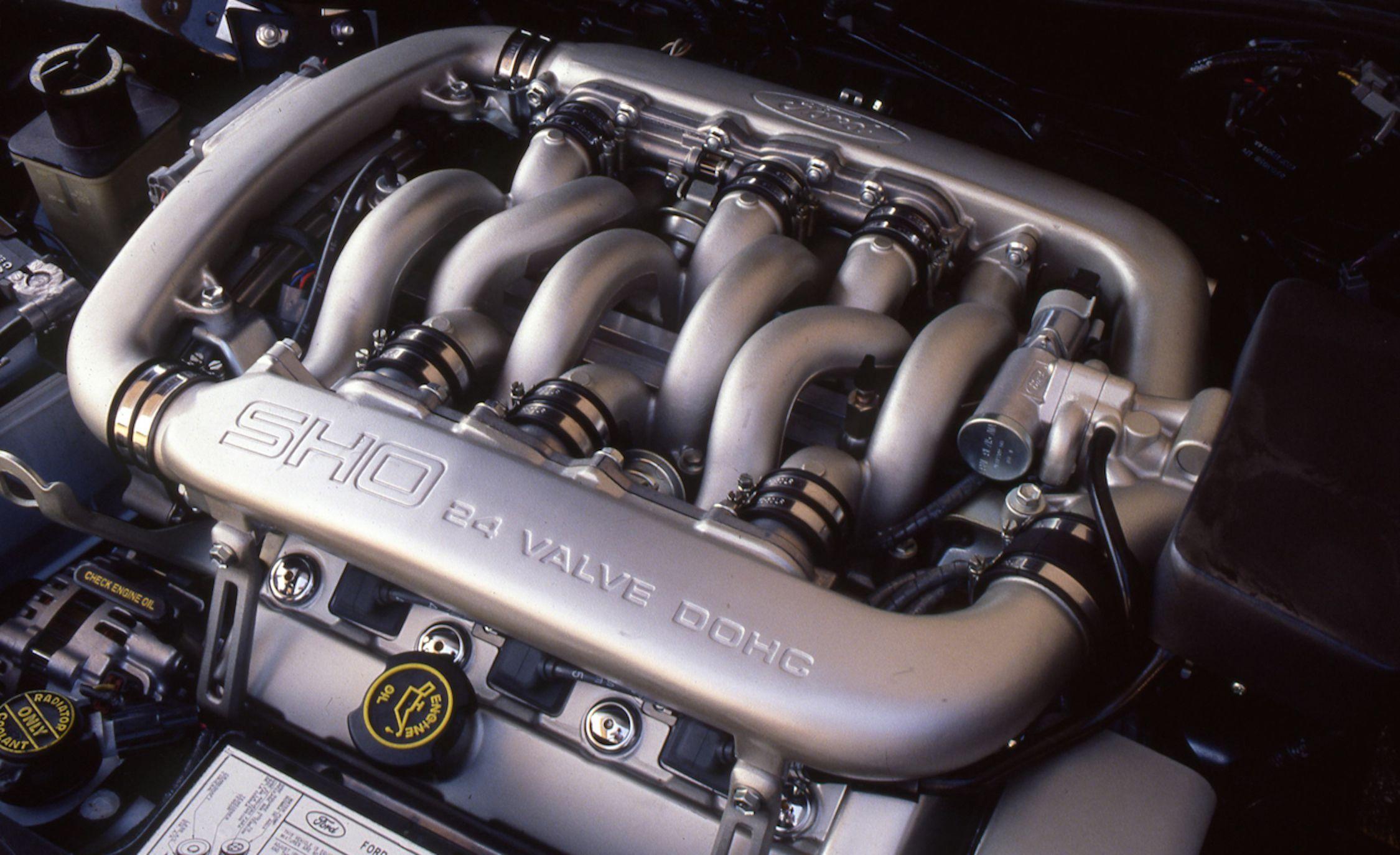 Sho Nuff A Visual History Of Ford S Iconic Taurus Sho Supersedan