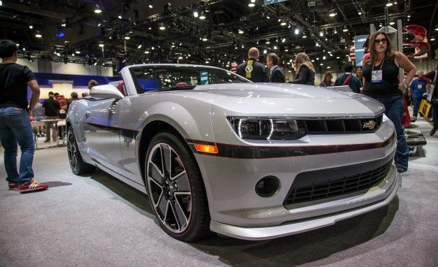 Chevy Camaro Commemorative Edition Launched – News – Car and Driver