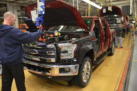 First 2015 Ford F-150 Built, Trucks Arrive at Dealers Next Month
