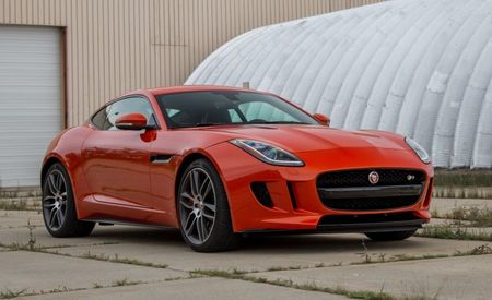 There Will Be Burnouts: Jaguar Will Still Sell RWD F-type R Outside of U.S.