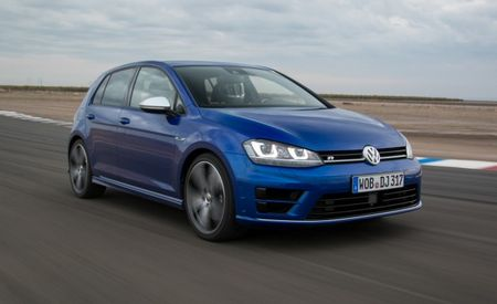 Hooray! 2016 VW Golf R to Offer Manual at a Discount