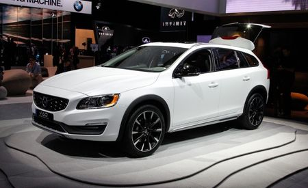 Volvo Drops Photos, Details on Cross Country–fied V60 Wagon