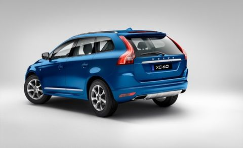 2017 Volvo Xc60 Ocean Race Edition