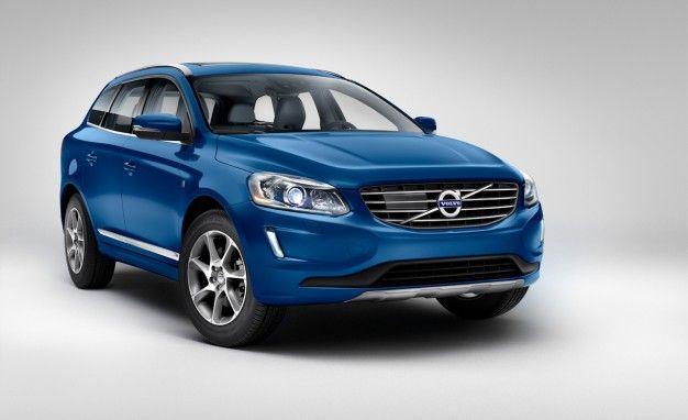 Blue Lagoon: Volvo Launches XC60 Ocean Race Edition