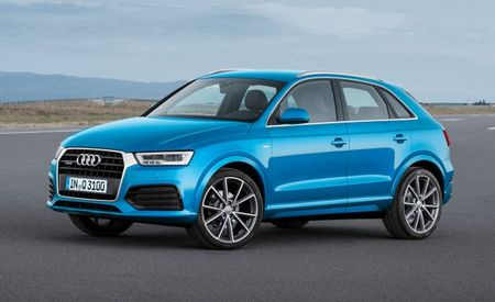 Updated 2016 Audi Q3 Priced From $34,625