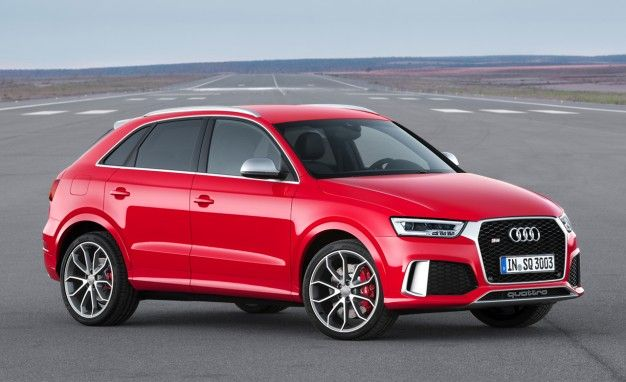 This Is Why the 2016 Audi RS Q3 Is Awesome—Even If We Won't Get It in the U.S.