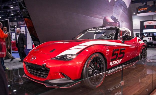 2016 Mazda Miata MX-5 Global Cup Car: Now With More Officially Sanctioned Cup Series