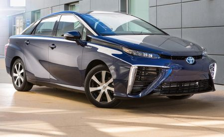 "Toyota: ""Hey, Everyone—Have 5680 Fuel-Cell Patents! For Free!"""