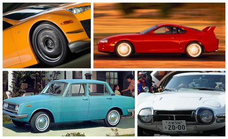 These Are the 15 Greatest Toyotas Ever Built