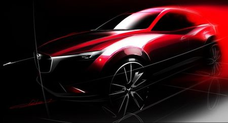 Watch Live Tonight as Mazda Unveils All-New CX-3 Crossover and MX-5 Miata at Exclusive L.A. Event