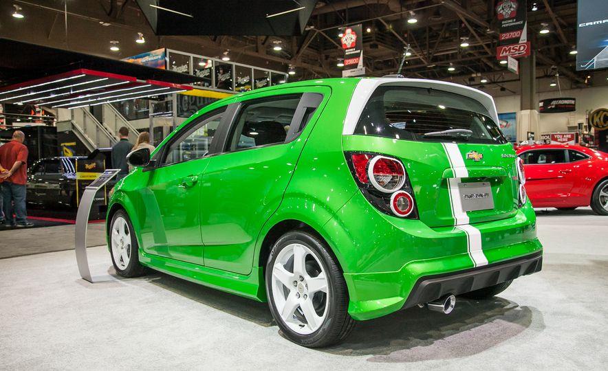 SEMA Cars You Can Buy - Slide 12
