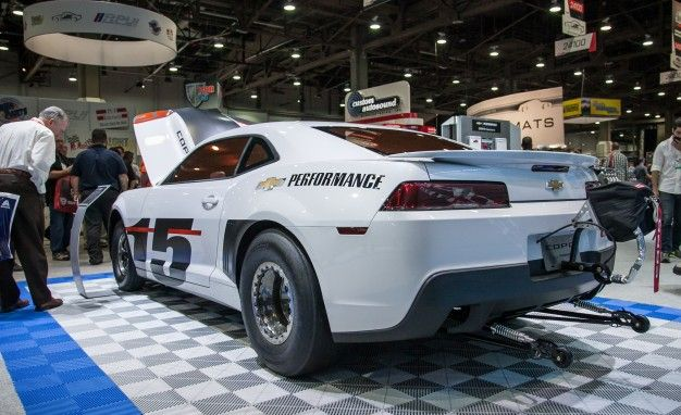 2015 COPO Camaro Debuts, Wants to Burnout on Your Face – News – Car ...