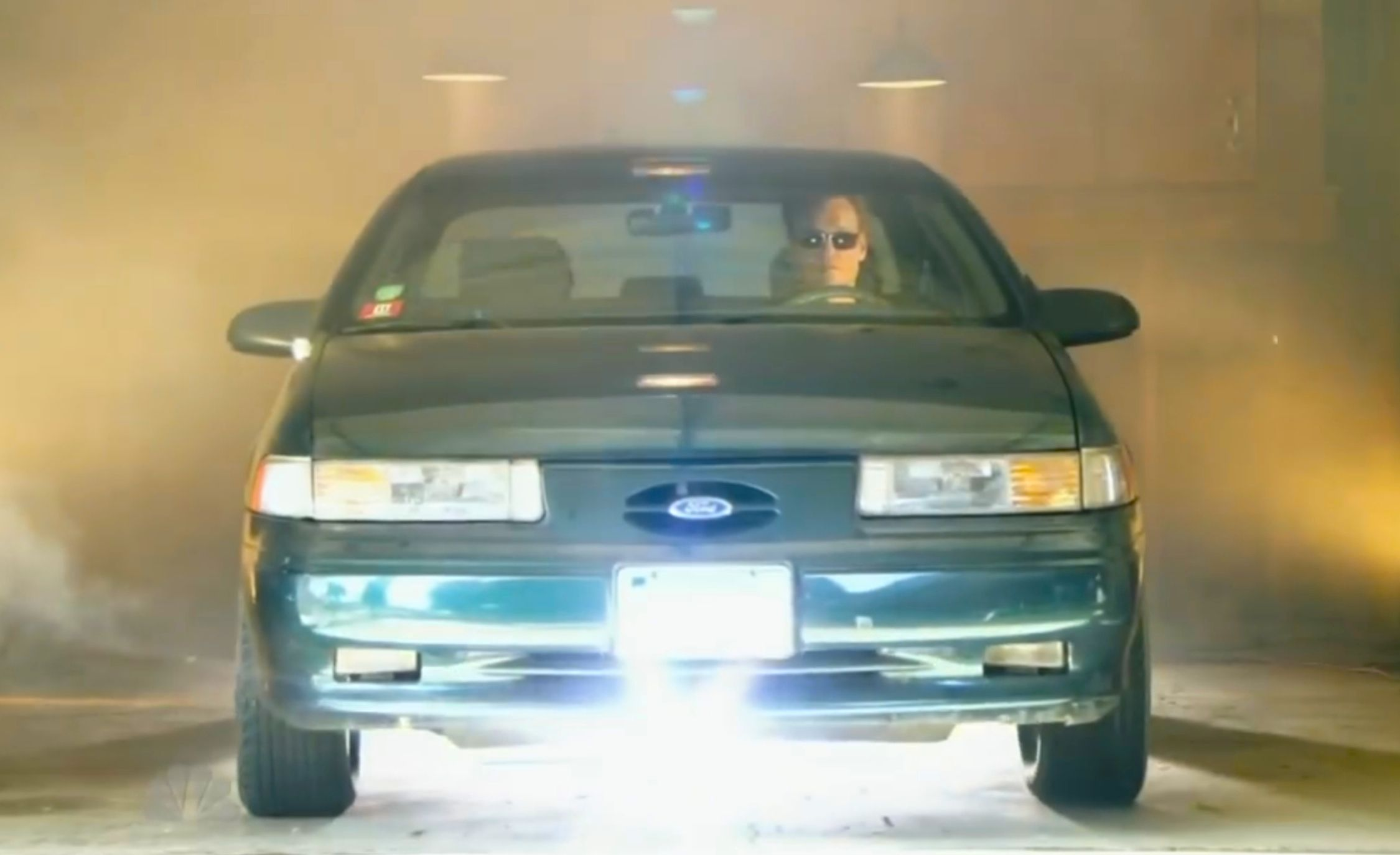 Sho Nuff A Visual History Of Fords Iconic Taurus Supersedan 2013 Ford Interceptor Wiring Diagrams