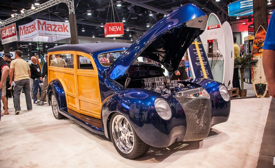 The Great and the Gawdawful: The 45 Cars You Must See from SEMA 2014 - Slide 66