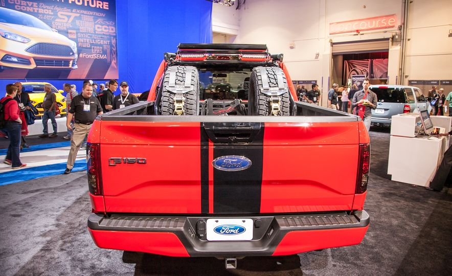 2015 Ford F-150 Invades SEMA—And You Can See Them All Here - Slide 37
