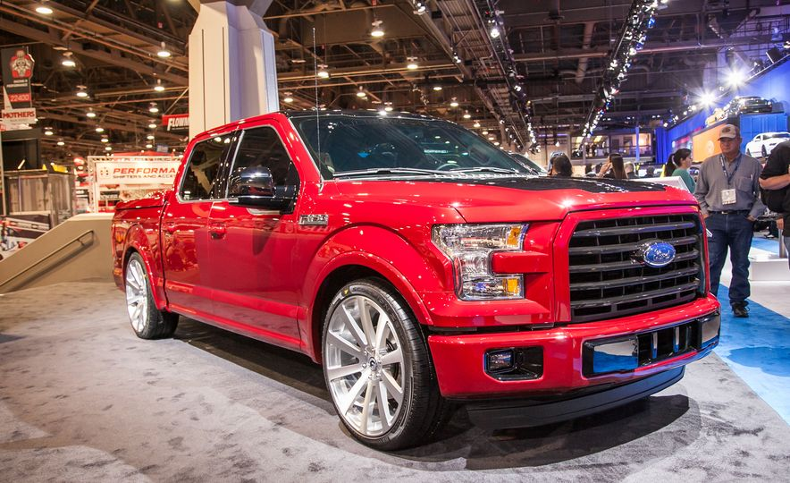 2015 Ford F-150 Invades SEMA—And You Can See Them All Here - Slide 33