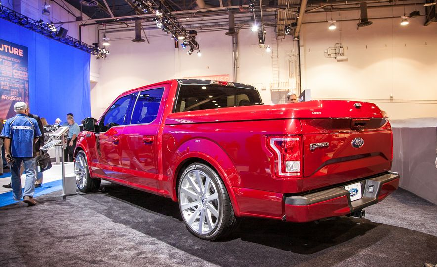 2015 Ford F-150 Invades SEMA—And You Can See Them All Here - Slide 34