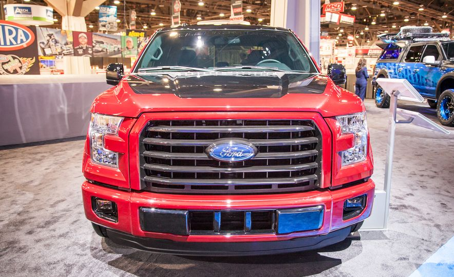 2015 Ford F-150 Invades SEMA—And You Can See Them All Here - Slide 32
