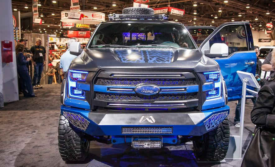 2015 Ford F-150 Invades SEMA—And You Can See Them All Here - Slide 24