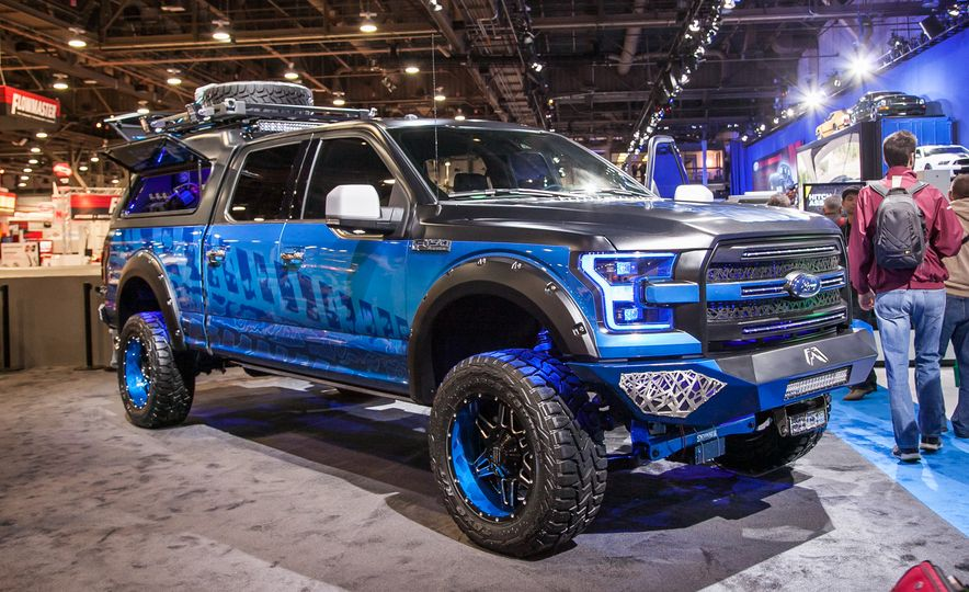2015 Ford F-150 Invades SEMA—And You Can See Them All Here - Slide 25