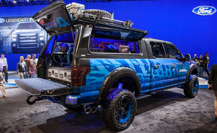 2015 Ford F-150 Invades SEMA—And You Can See Them All Here - Slide 26